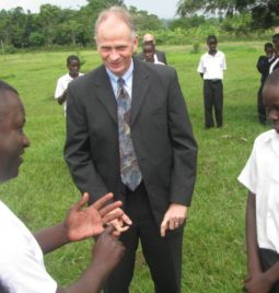 The Head of Mission at the US Kampala Embassy advised Kasawo Students to stay united